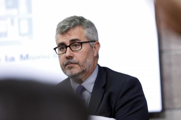 El secretario de Estado de Comunicación Miguel Ángel Oliver.