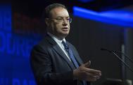 Andrew Bailey, nuevo gobernador del Banco de Inglaterra.