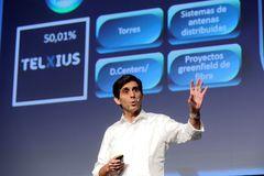 El presidente ejecutivo del Grupo Telefónica, José María Álvarez-<HIT>Pallete.