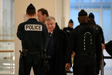 El ex consejero delegado de France Telecom, Didier Lombard.