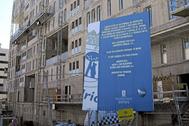 Promoción de viviendas protegidas de la EMVS en Madrid