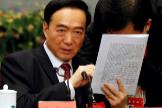 El secretario del Partido Comunista en Xinjiang, Chen Quanguo.