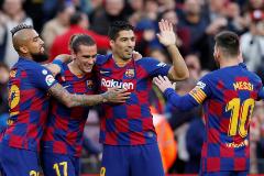 En directo: Messi y Luis Suárez sentencian al Alavés
