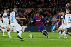 La Liga Santander - FC Barcelona v Deportivo Alaves