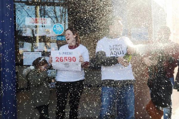 Lotería de Navidad 2019: comprueba si tus números han sido premiados