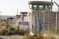 Exterior de la cárcel de Brieva (Ávila).