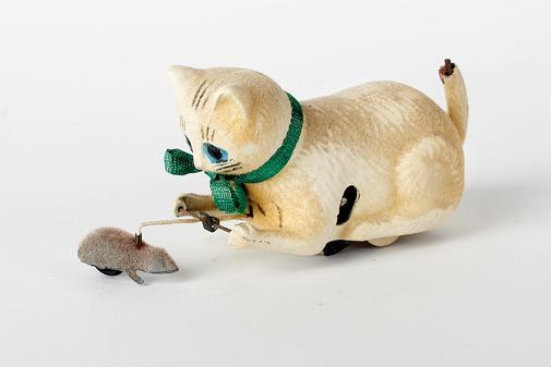 El gat jugant és una creació de Payá que es va llançar el 1950.
