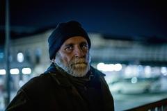 Enric Molina, 53 años, en una de las escenas de 'Sense sostre' ('Sin techo'), largometraje que se estrenará el próximo 20 de diciembre.