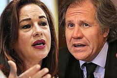 La ecuatoriana María Fernanda Espinosa y el peruano Hugo de Zela, candidatos a dirigir la OEA.