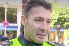 Dos carteristas detenidos a la carrera por un policía campeón  de atletismo