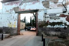 Calle Marruecos, donde se produjo el crimen de Nochebuena.
