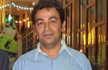 Ahmed el Saadany Ghaly, en una imagen difundida por su familia.