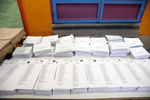 Detalles de las candidaturas electorales al Congreso de los Diputados...