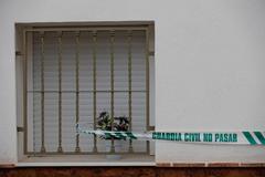 La inspección en la casa donde supuestamente fue descuartizada Marta Calvo.
