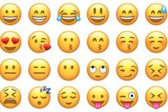 Los emojis, palabra del año de la Fundeu BBVA.
