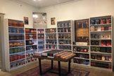 Una de las salas de la tienda Beastly Books.