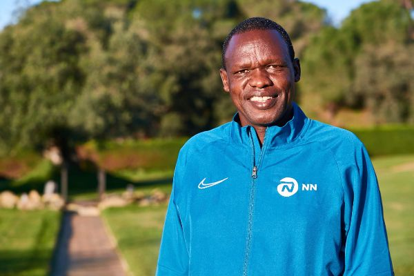 Interview with Patrick Sang, coach of Eliud Kipchoge: & quot; When I  met him I ignored him & quot; - Teller Report