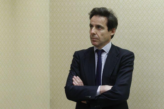 Su yerno, Javier López Madrid, foco de algunos de sus problemas.