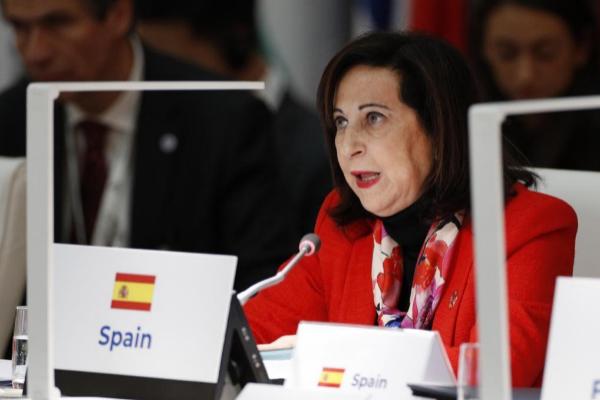 La ministra de Asuntos Exteriores en funciones, Margarita Robles.