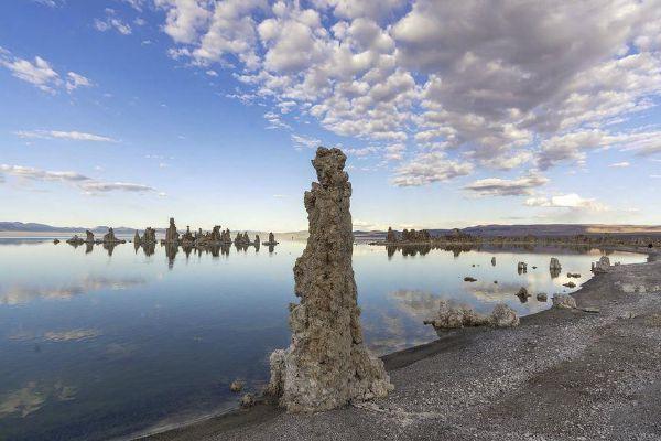Un <HIT>lago</HIT> de fosfatos como en los que pudo surgir la vida en...