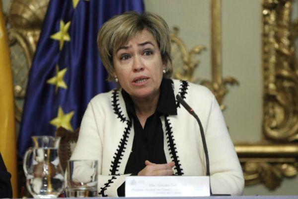 La abogada general del Estado, Consuelo Castro.
