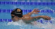 Swimming - 17th FINA World Aquatics Championships - Women's 200m Butterfly Final - Budapest, Hungary - July 27, 2017 - <HIT>Mireia</HIT> Belmonte of Spain competes. REUTERS/Bernadett Szabo - UP1ED7R1AN6J3