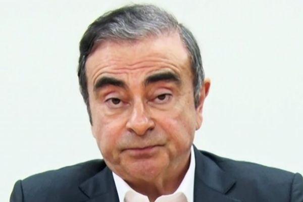 Carlos Ghosn, ex presidente de Renault Nissan.