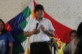 """Morales arremete contra   Áñez por expulsar a dos diplomáticos españoles  y empeorar las relaciones  con """"gobiernos  izquierdistas"""""""