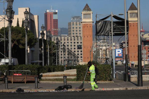 Se disparan los detenidos en Cataluña durante Nochevieja por el aumento de robos