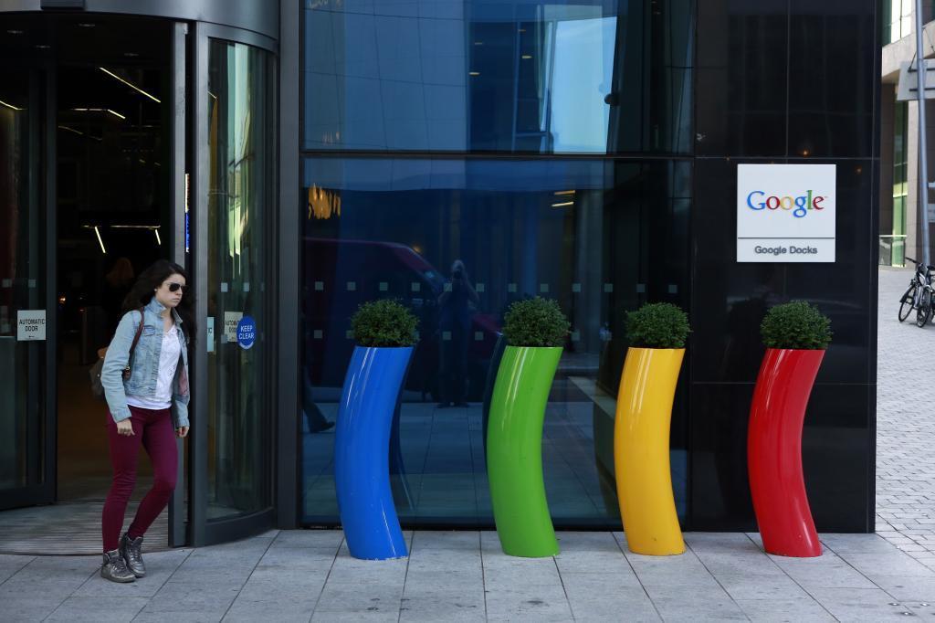 Sede de Google en Irlanda.