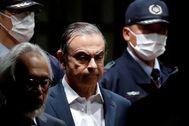 La Fiscalía de Japón registra la casa en Tokio del ex presidente de Nissan-Renault Carlos Ghosn