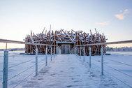 El hotel de tus sueños se ha hecho realidad en el Ártico