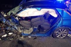 Accidente de tráfico en Motril (Granada).