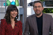 Marta Fernández reaparece en TVE de la mano de Màxim Huerta