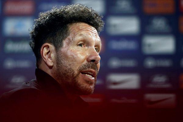 GRAF6226. MAJADAHONDA.- El entrenador argentino del Atlético de...