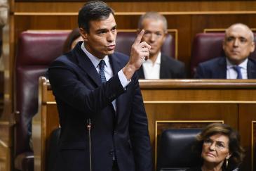 El BNG confirma que no votará en contra y despeja la investidura de Pedro Sánchez