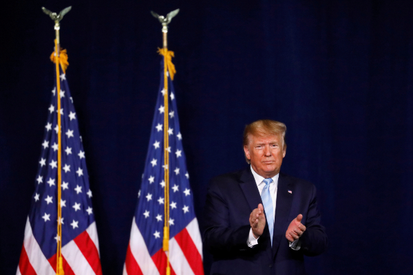 FILE PHOTO: President Donald <HIT>Trump</HIT> to Launch &amp;apos;Evangelicals...