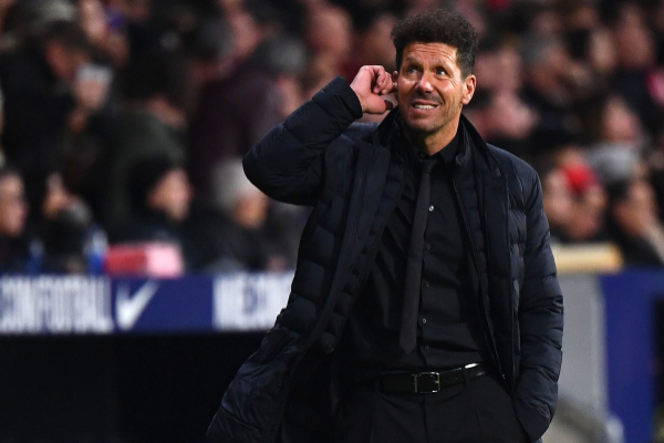 Image result for simeone atletico madrid