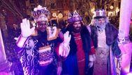 Más música y color para los Reyes Magos