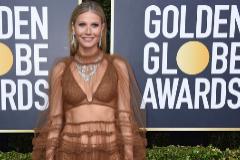 Gwyneth Paltrow - Las peor vestidas de los Globos de Oro