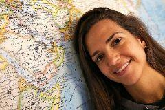 Cristina Gutiérrez, en una imagen de este año.