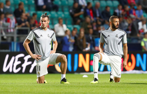 FILE PHOTO: Super Cup - Real Madrid v Atletico Madrid