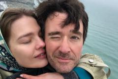 Foto con la que Natalia Vocianova ha anunciado su compromiso con Antoine Arnault, en Instagram.