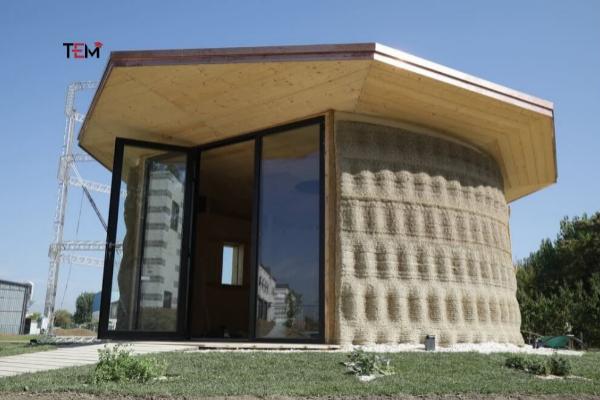 Esta casa construida con una impresora de 3D cuesta lo mismo que un iPhone