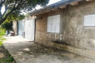 Casa de Arequito donde se han producido los supuestos abusos.