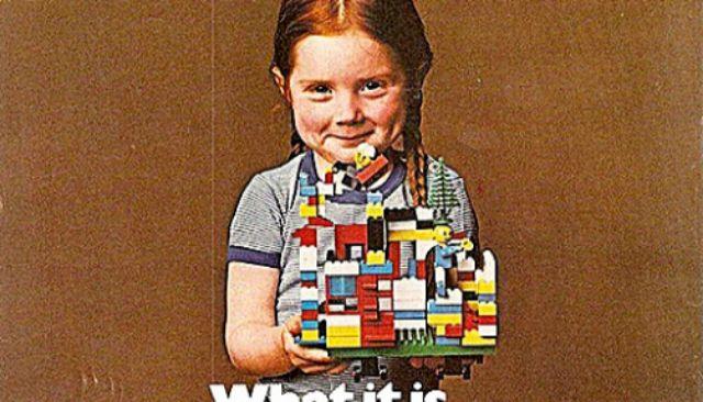 Anuncio de la marca juguetera de los años 70.