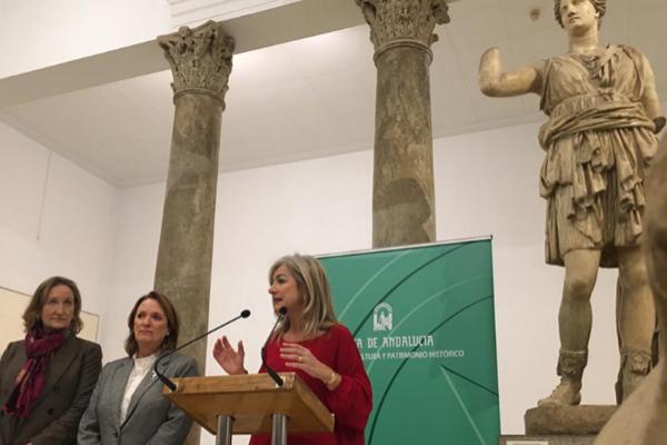 Junta y Ministerio de Cultura cierran el acuerdo para acometer los trabajos de rehabilitación del Arqueológico de Sevilla