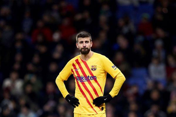 GRAF7229. CORNELLÁ (BARCELONA).- El defensa del Barcelona Gerard...