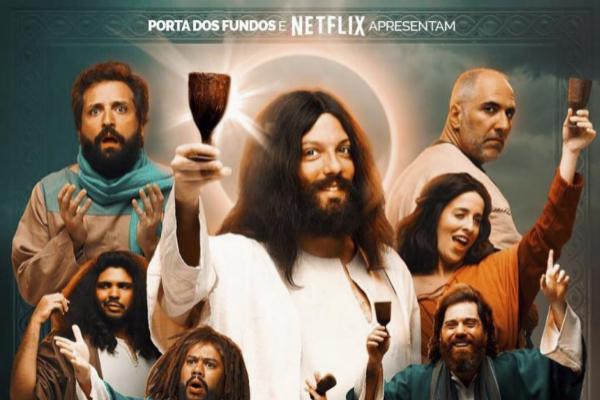 Image result for film of jesus in brazil
