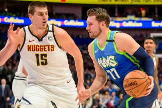 Un Jokic inabordable decide ante Doncic en Dallas
